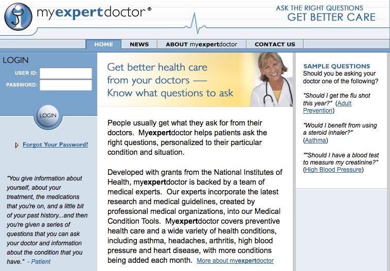 My Expert Doctor